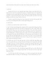 DÀN bài PHÂN TÍCH bài CHUYỆN CHỨC PHÁN sự đền tản VIÊN