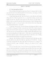 """""""Thực trạng công tác bồi thường giải phóng mặt bằng dự án xây dựng cầu Yên Xuân trên địa bàn huyện Nam Đàn, tỉnh Nghệ An"""","""