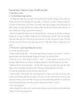 Soạn bài lớp 8: Thông tin về Ngày Trái Đất năm 2000