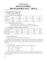 Hướng dẫn giải bài tập hóa học 12 (chương trình nâng cao) phần 2