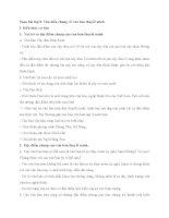 Soạn bài lớp 8: Tìm hiểu chung về văn bản thuyết minh