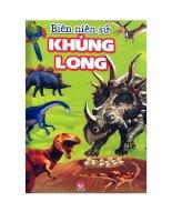 Biên niên sử khủng long phần 1
