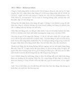 Letter writing - Viết thư tín thương mại