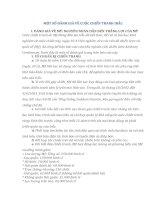TÀI LIỆU THAM KHẢO   một số ĐÁNH GIÁ về CUỘC CHIẾN TRANH IRẮC và NGUYÊN NHÂN THẤT bại của nó