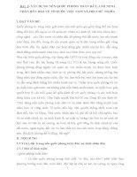 XÂY DỰNG NỀN QUỐC PHÒNG TOÀN DÂN, ANH NINH NHÂN DÂN BẢO VỆ TỔ QUỐC VIỆT NAM XÃ HỘI CHỦ NGHĨA