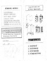 Bài tập toán 11 học kỳ 1 thpt marie curie
