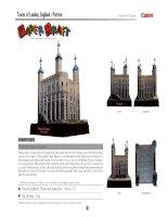 Mô hình tháp London, Anh. P2