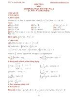 Bài giảng giải tích 1 bài 7