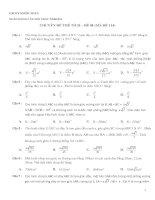 350 câu hỏi trắc nghiệm chuyên đề hình học không gian   nhóm toán