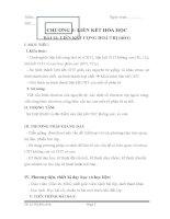 Bài 13  liên kết cộng hóa trị ( t1)
