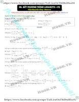Bat phuong trinh logarith p2 BG(motai)