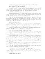 HƯỚNG DẪN QUY TRÌNH XÂY DỰNG HỒ SƠ TIÊU CHÍ 18 QUY ĐỊNH CỦA TW