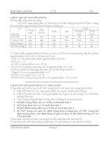 Công thức và hướng dẫn giải bài tập Sinh Học về Gen và ADN cấp THCS