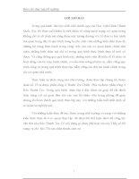 báo cáo thực tập tốt nghiệp : Thực trạng công tác văn thư tại Báo Thanh tra