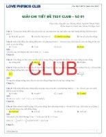 Test CLUB   lần 1   năm 2016   LG