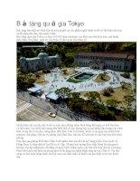 Du lịch nhật bản bảo tàng quốc gia tokyo