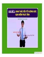 Bài giảng trực tâm - Thayquang.edu.vn