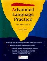 Advanced language practice 1994