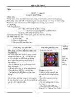 Giáo án mỹ thuật 6 kì 2   mỹ thuật 6   nguyễn thiên hương