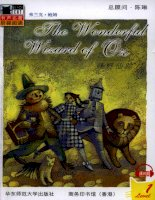truyện tiếng anh:【1】13 the wonderful wizard of oz