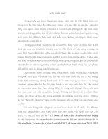 tiểu luận cao học Tư tưởng hồ chí minh về đạo đức cách mạng và vận dụng vào xây dựng đạo đức cách mạng cho đội ngũ cán bộ đảng viên ở thị trấn buôn trap,huyện krông ana,tỉnh đăklăk trong giai đoạn 2010 2015
