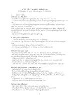 CHỦ đề TRƯỜNG mầm NON 24 36 THÁNG GIỎI