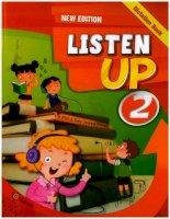 Listen up 2 dictation book
