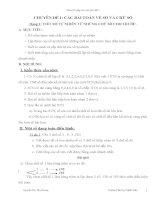 Toán bồi dưỡng học sinh giỏi lớp 5 chuyên đề các bài toán về số và chữ số