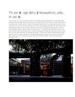 Du lịch nhật bản thư viện nghệ thuật musashino