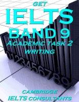Get ielts band 9 academic writing task 2