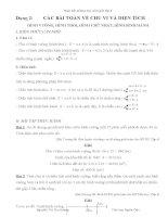 Toán bồi dưỡng học sinh lớp 5   các bài toán về chu vi diện tích các hình