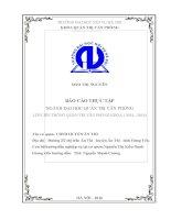 Công tác văn thư UBND huyện ân thi