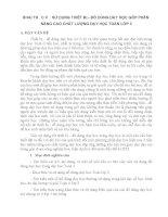 KHAI THÁC VÀ SỬ DỤNG THIẾT BỊ  ĐỒ DÙNG DẠY HỌC GÓP PHẦN  NÂNG CAO CHẤT LƯỢNG DẠY HỌC TOÁN LỚP 3