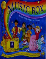 the music box songs activity book