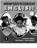 Learn english for children   3   1