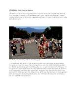 Giới thiệu nhật bản lễ hội của thời gian tại kyoto