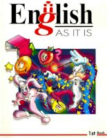 english as it is book 1