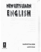 Learn english for children   1   2