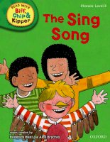 the sing song phonics level 3 read with biff chip and kipper