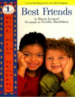 Best friends (những người bạn tốt nhất)