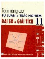 05 toan nang cao tu luan va trac nghiem dai so   giai tich 11 (NXB dai hoc quoc gia 2006)   le hong duc, 256 trang