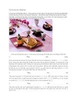 Giới thiệu nhật bản lễ hội búp bê ở nhật bản
