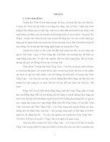 Truyện thơ Nôm Tống Trân – Cúc Hoa dưới góc nhìn văn học và văn hóa dân gian
