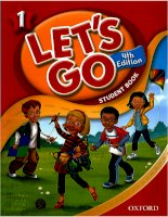 Let''s go 1 student book fourth edition