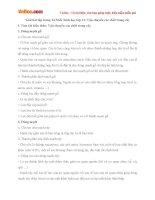 Giải bài tập trang 14 SGK sinh học lớp 11 vận chuyển các chất trong cây