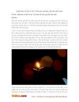 """Văn mẫu lớp 9: Nghị luận xã hội về câu """"Gần mực thì đen, gần đèn thì sáng"""""""