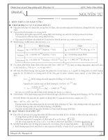 Phân loại và phương pháp giải hóa học 10 nguyên tử
