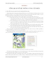 Cung cấp điện Quyền Huy Anh Chương 1