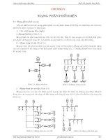 Cung cấp điện  Quyền Huy Ánh  Chương 5