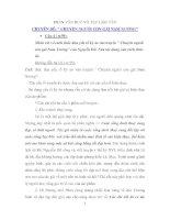 Chuyên đề ngữ văn 9 chuyện người con gái nam xương